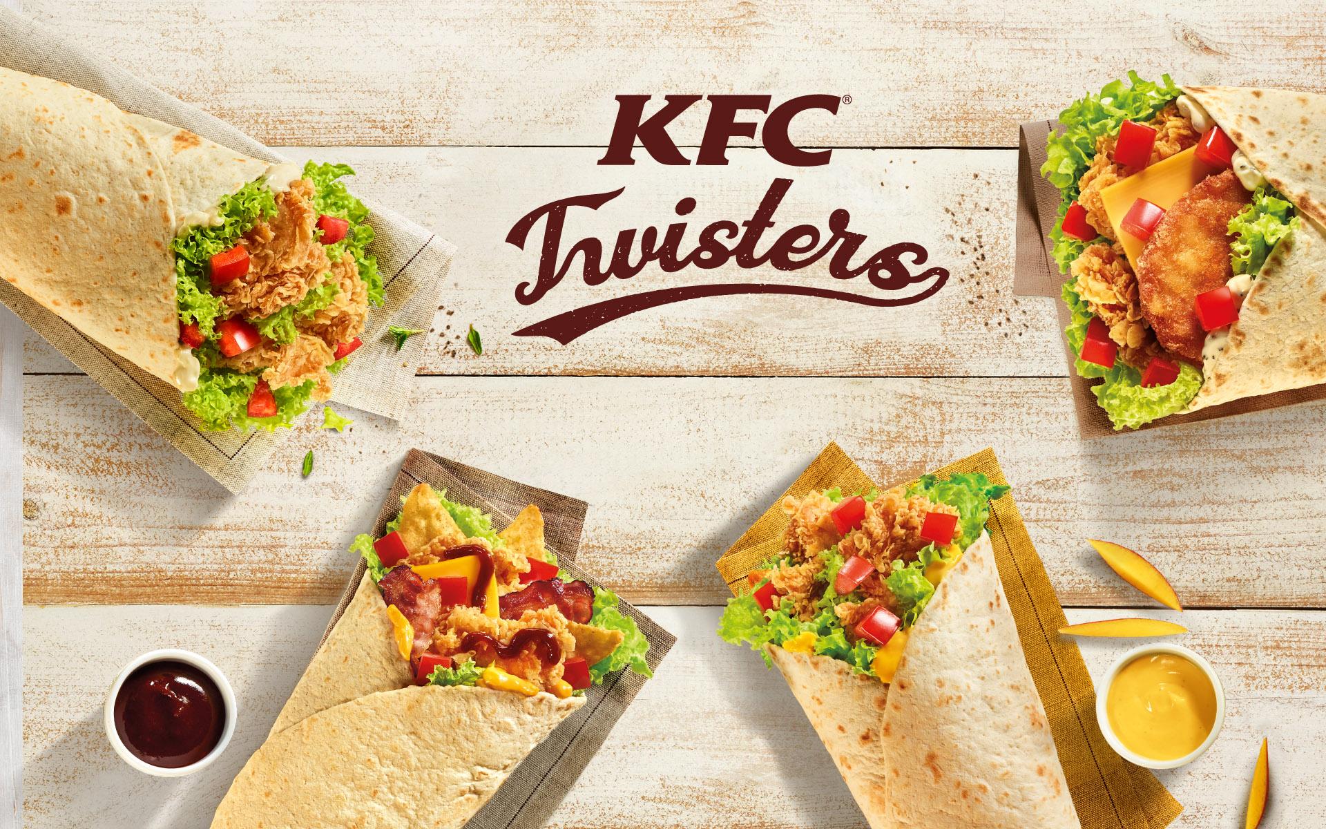 KFC Twisters