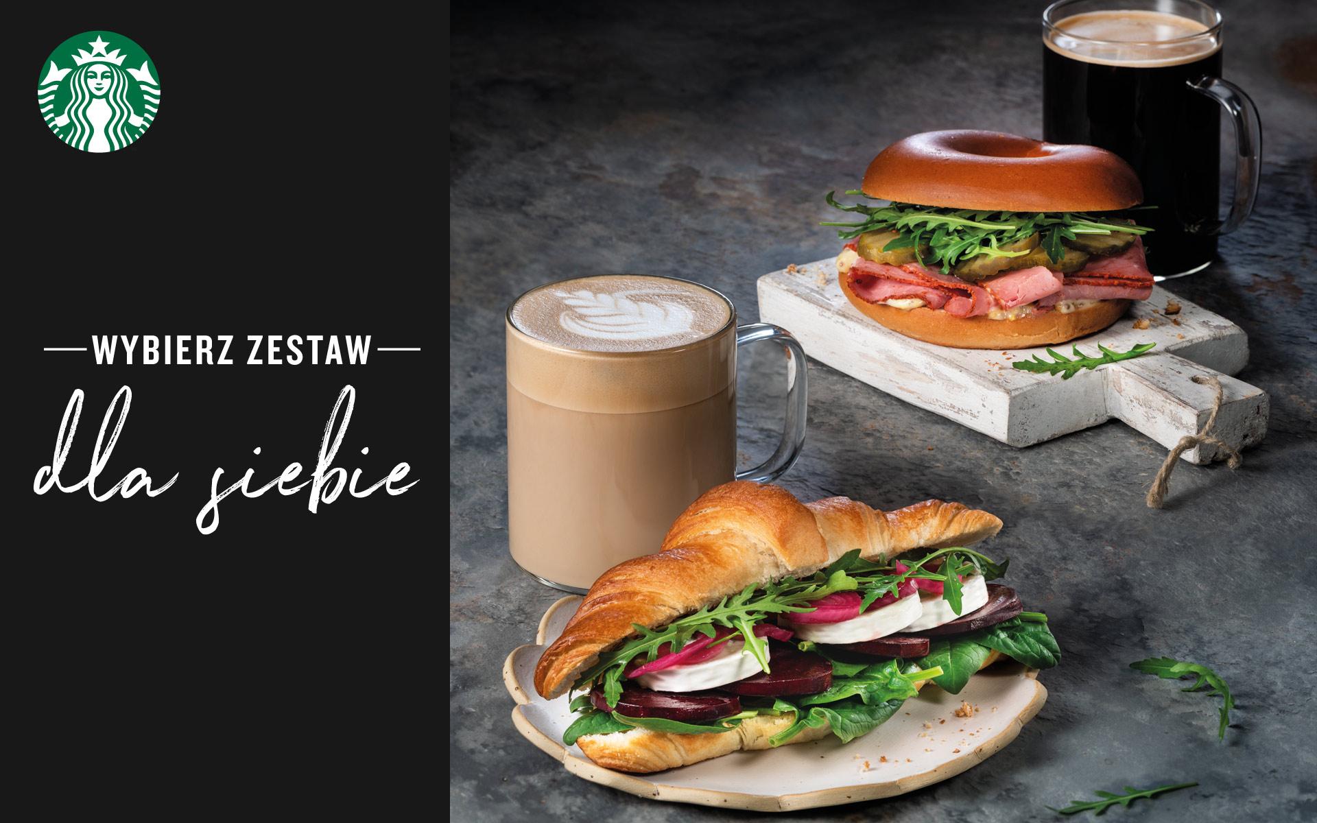 Starbucks Zestaw dla Siebie